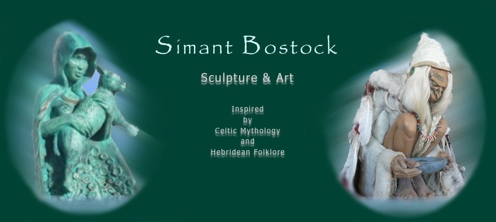 Simant Bostock Website